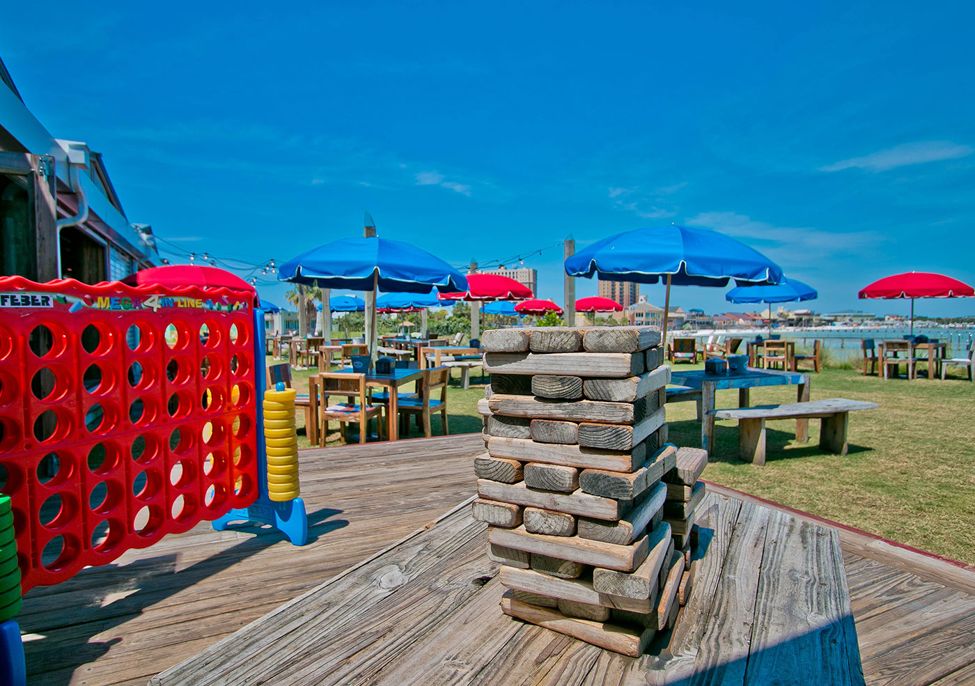 restaurant pensacola beach fl red fish blue fish home