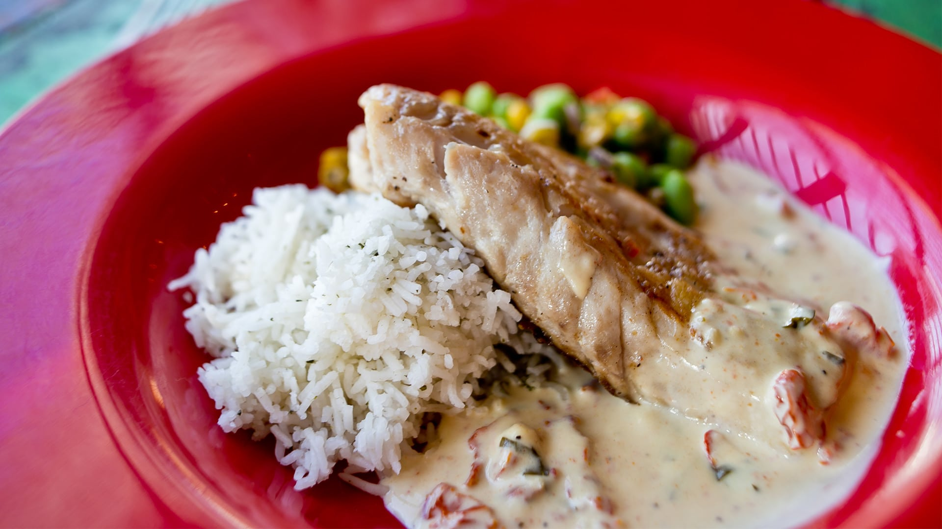 #RFBF Signatures | Yum Fish Dinner | Red Fish Blue Fish Pensacola Beach